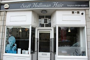 scott holliman hair salon